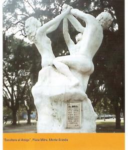 Monumento al Amigo