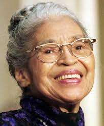 """""""madre del movimiento por los derechos civiles"""","""