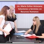 MARIA ESTHER ANTEZANA