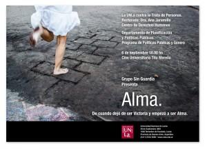 """""""Alma, cuando dejó de ser Victoria y empezó a ser Alma"""""""