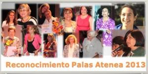 Reconocimiento Palas Atenea 2013