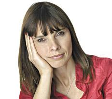 Mariana Carbajal. Periodista de Página 12