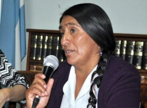 Rosario Quispe, fundó la Asociación Warmi Sayajsunqo