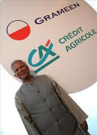 Muhammad Yunus, es un banquero y economista de Bangladés. Es el desarrollador del concepto de microcrédito.