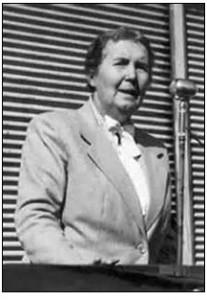 Alicia Moreau de Justo