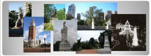 monumentos del centenario