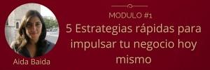 estrategias Aida Baida