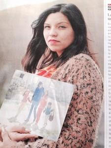 Vanina Alderete, sobrevivió a su mamá y sus dos hermanitos asesinados por su padre.